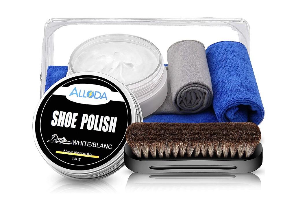 Alloda White Shoe Polish