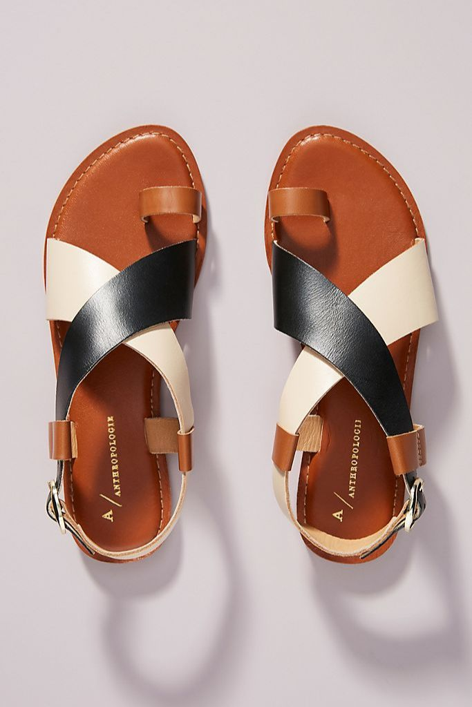 anthropologie, anthropologie sandals, toe loop sandals, toe post sandals, ugly sandals, how to style ugly sandals, cute sandals for ugly feet