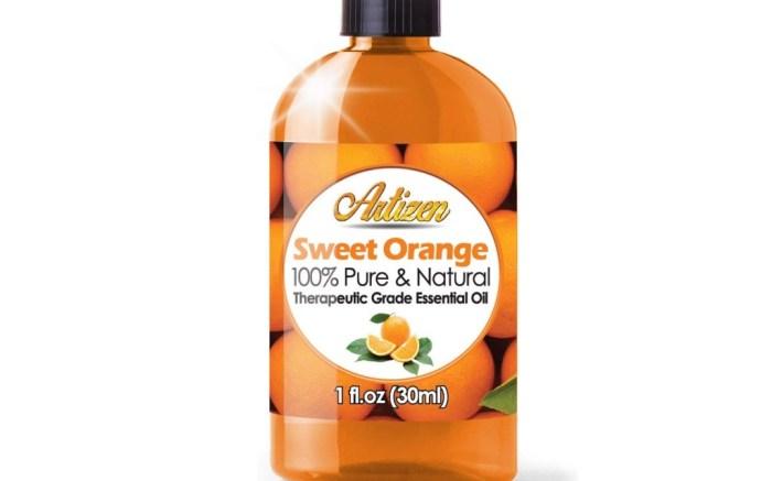 Artizen Sweet Orange Essential Oil