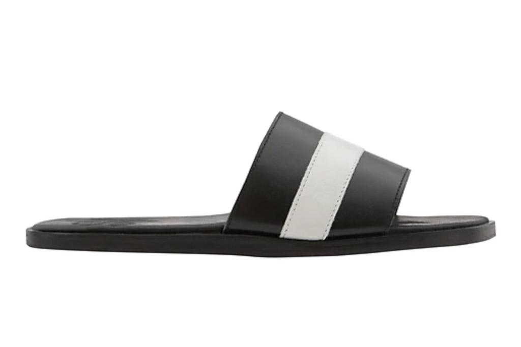sport sandals, slides