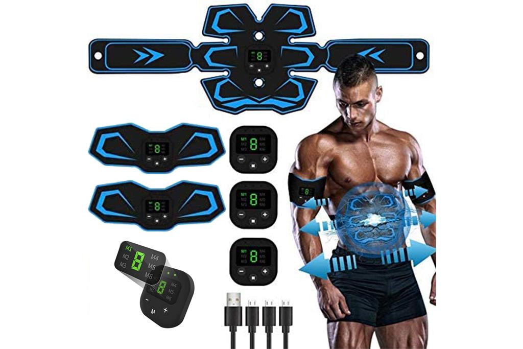 ab stimulator, workout
