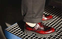 BOTH X SECOND LAYER-GAO CREEPER-CHERRY, shoe,
