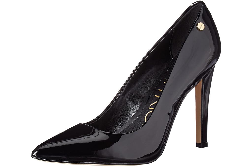 Calvin Klein Brady Pump, black heels