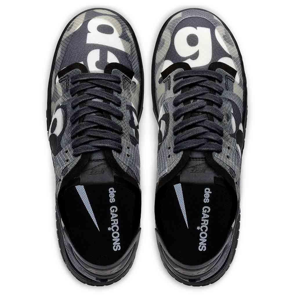 Comme des Garçons Nike Dunk Low