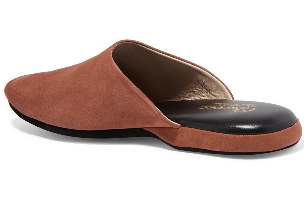 Charvet slippers