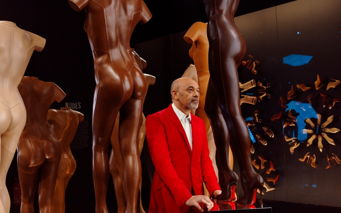 Christian Louboutin FN Cover Story