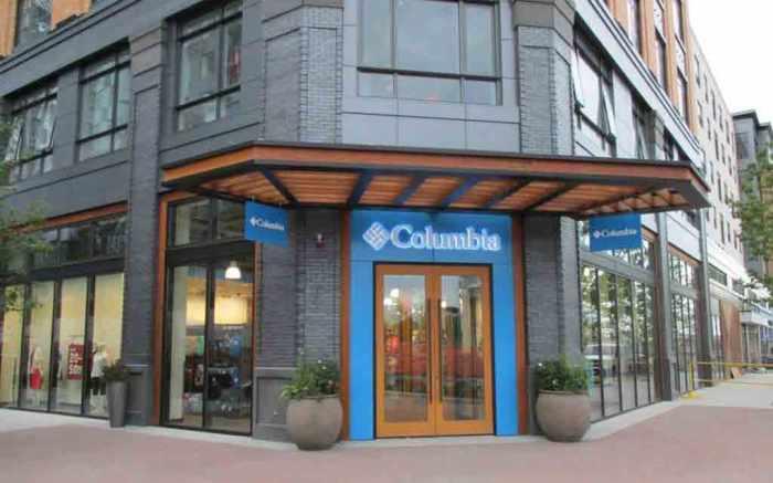 Columbia store