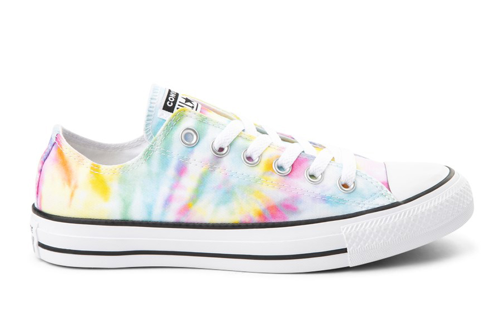 converse, sneakers, tie dye, chuck taylor, low