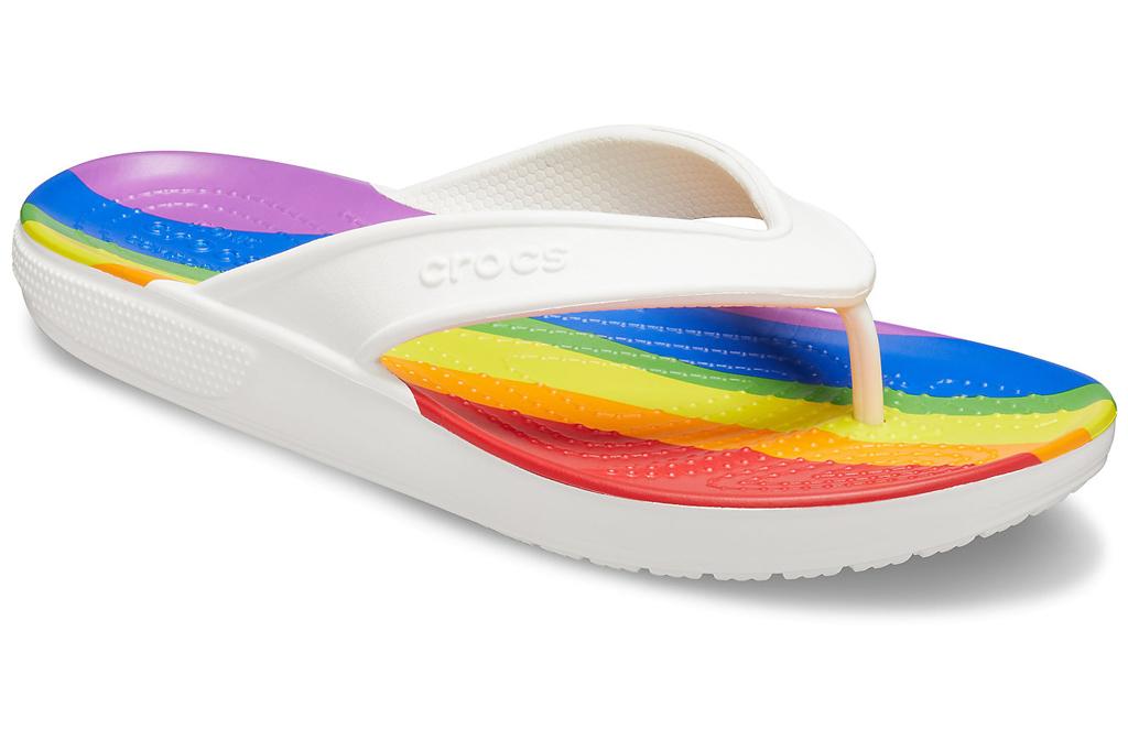 Crocs, Pride, flip-flop