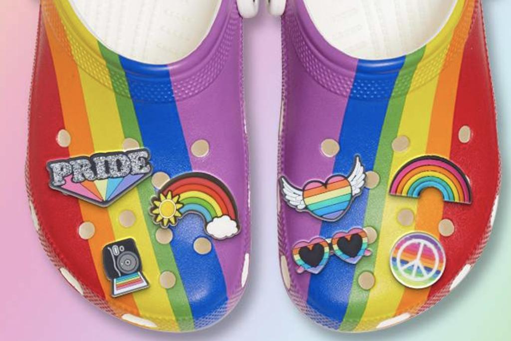 Crocs Pride Month 2020 Clogs, Sandals