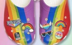 Crocs, lgbt pride