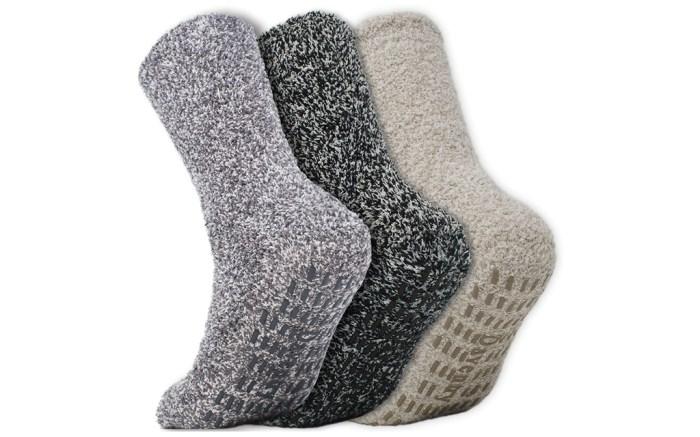 daventry, fuzzy socks