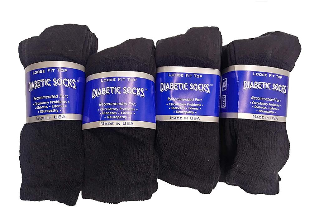 creswell, socks, diabetes