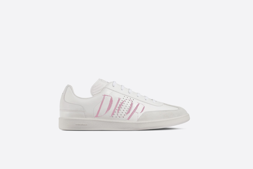 best dior sneakers, The B01 SNEAKER Dior x Alex Foxton, white sneakers, designer sneakers