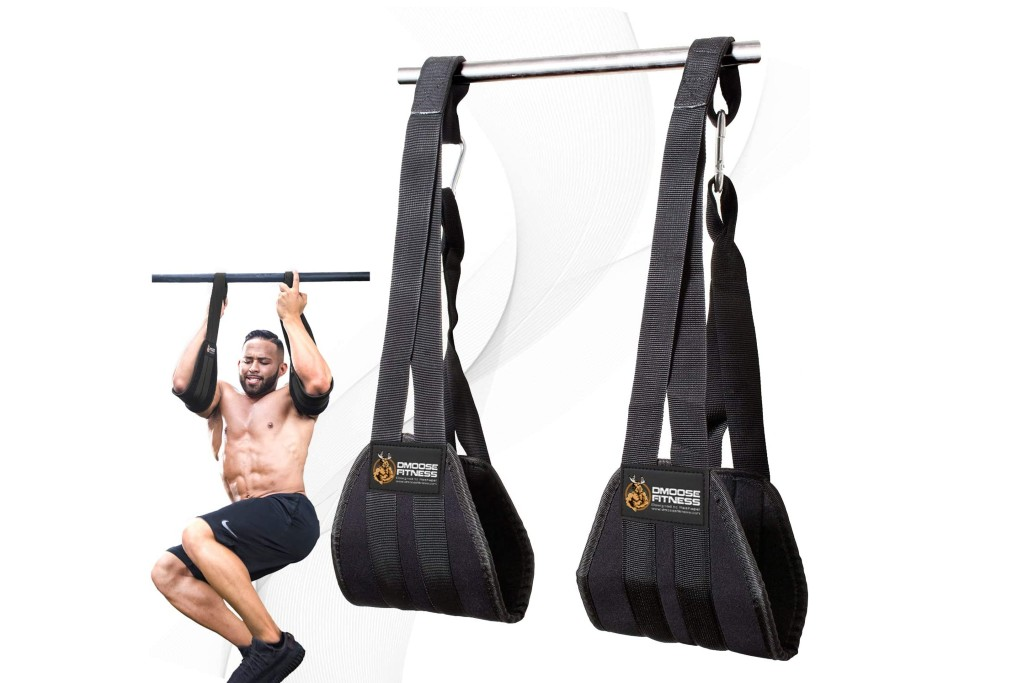 DMoose Fitness Hanging Ab Straps