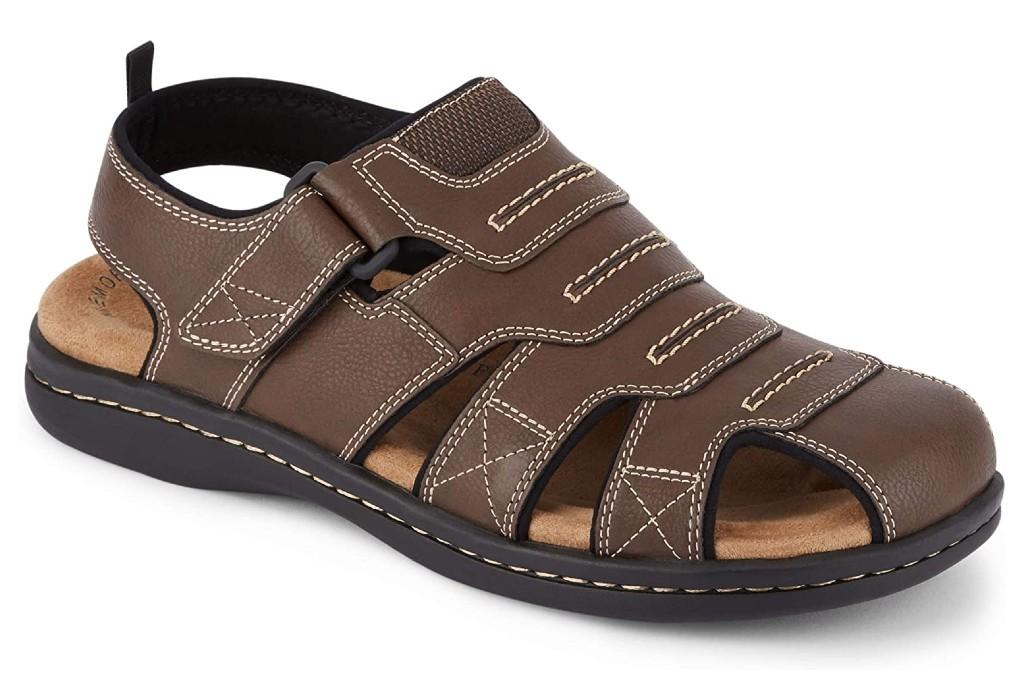 Dockers Men's Searose Fisherman Sandal, men's fisherman sandals