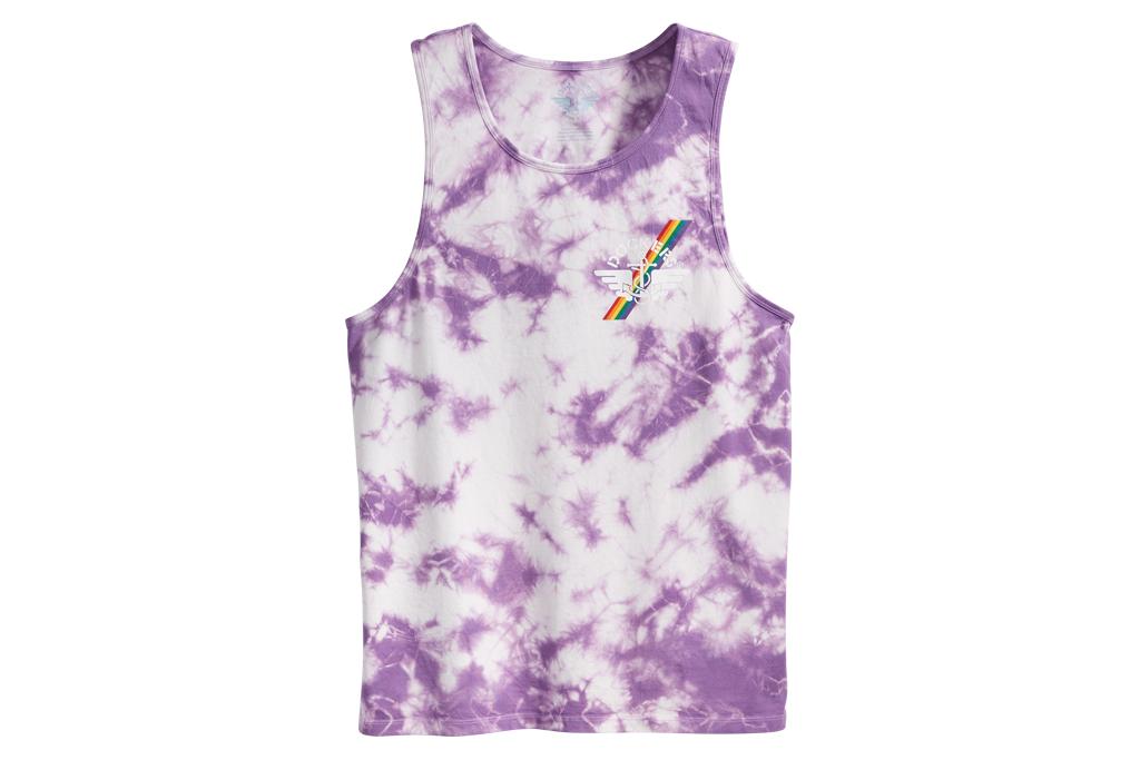 dockers, pride t-shirt