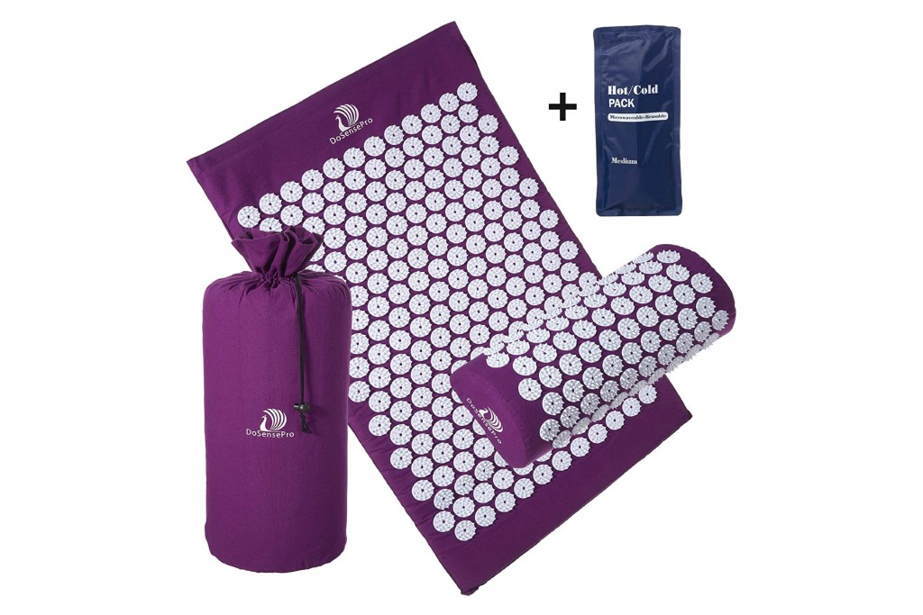 DoSensePro Mat and Pillow Massage Set