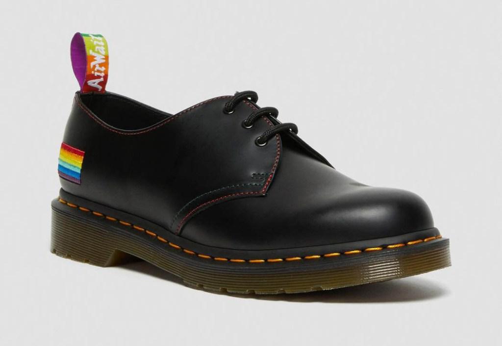 dr martens pride shoes, 2021, 1461 oxford