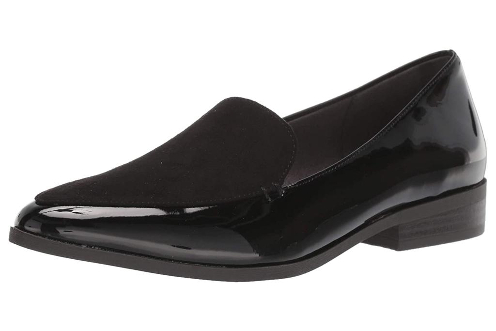 dr. scholls loafer, black, astaire