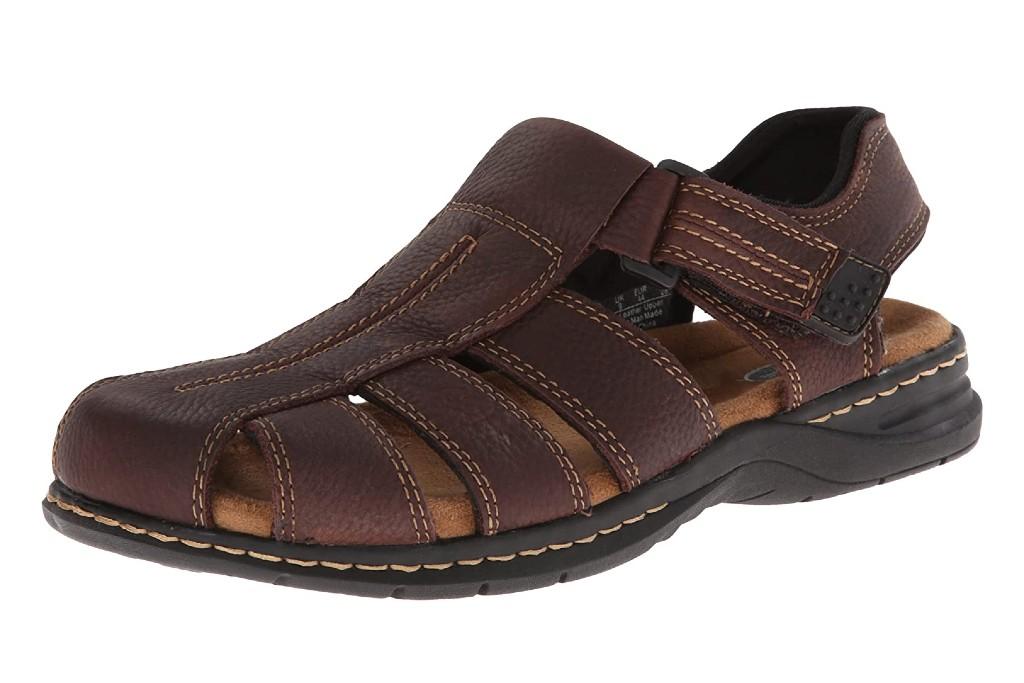 Dr. Scholl's Gaston Fisherman Sandal, men's fisherman sandals