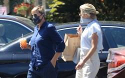EXCLUSIVE: Ellen DeGeneres and Portia DeRossi