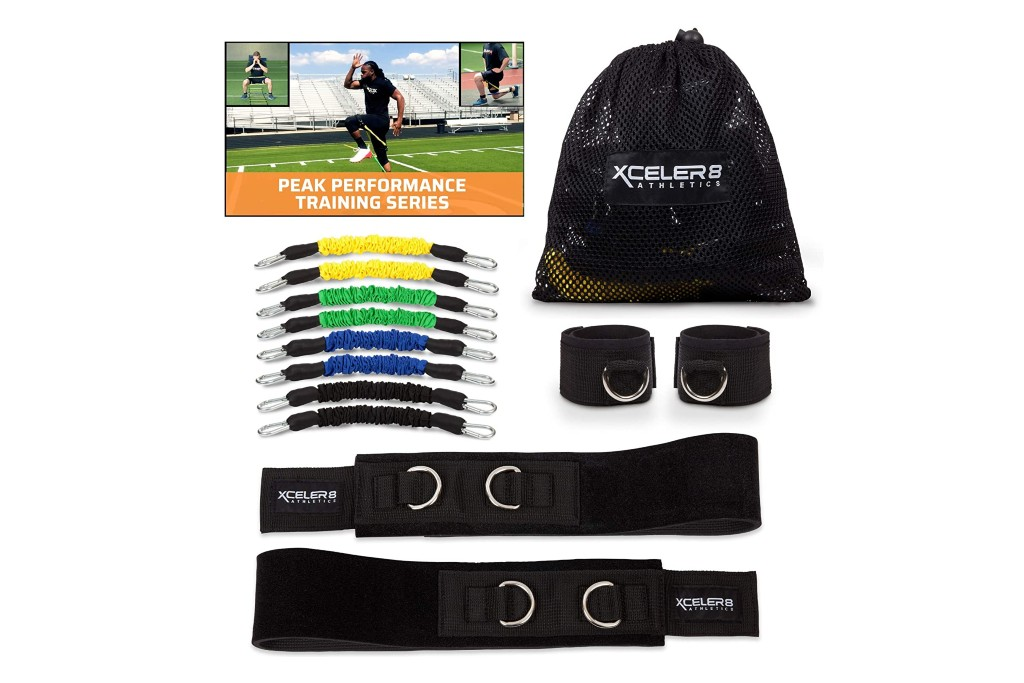 Exceler8 Athletics Dynamx Resistance Bands
