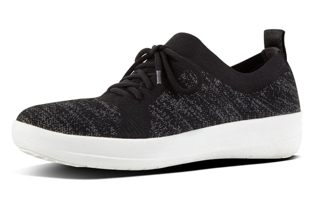 fitflop, knit sneakers