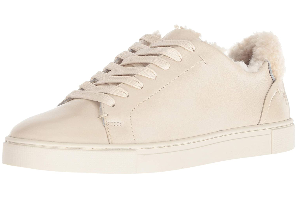 Frye, shearling-lined sneakers