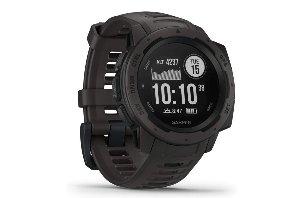 Garmin Instinct Outdoor Watch with GPS