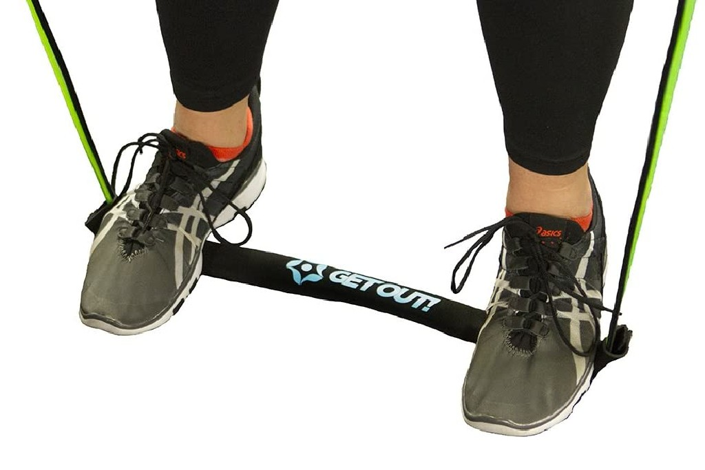 Get Out! Resistance Bands Protective Sleeve