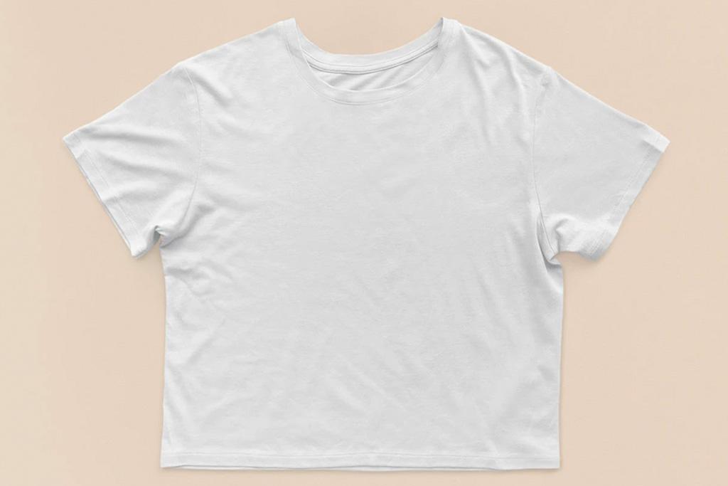 girlfriend collective, t-shirt, workout top, crop