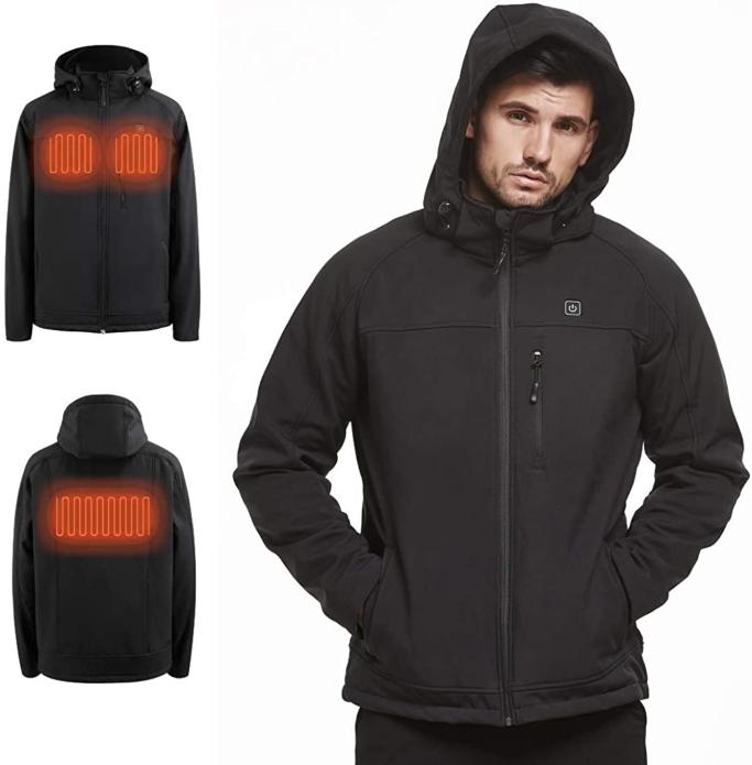 nifvan Heated Jacket