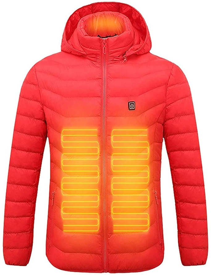 Antartica Heated Jacket