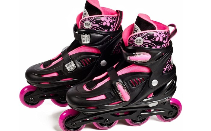 High Bounce Adjustable Inline Skates