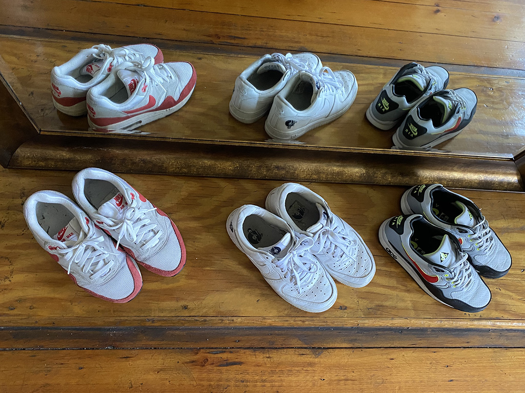 Nike Air Max, Nike Air Force 1 and Nike Air Force 1 Roc-A-Fella, summer sneakers, sneakers