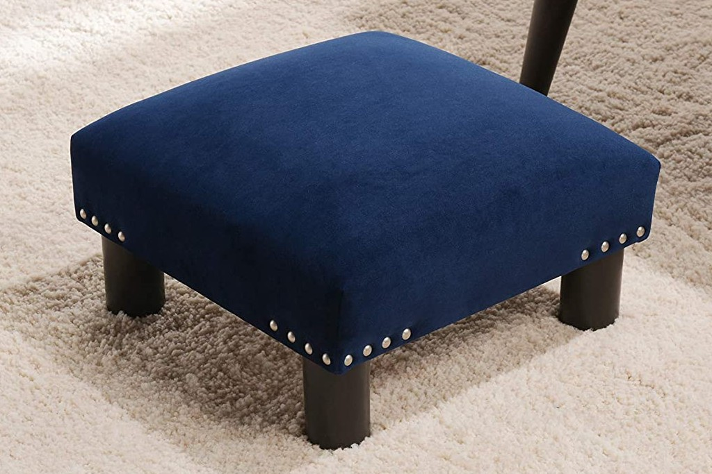 Jennifer Taylor Home Jules Footstool