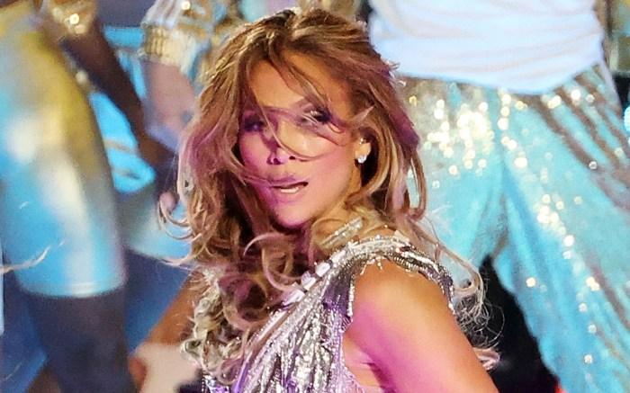 Jennifer Lopez, j-lo, super bowl