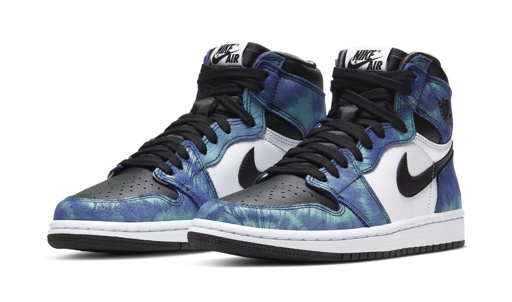 Air Jordan 1 Retro High OG Women's 'Tie-Dye'