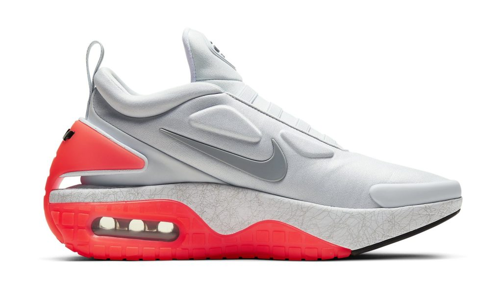 Nike Adapt Auto Max 'Pure Platinum'