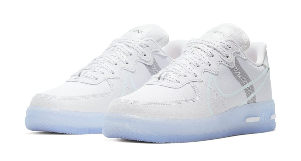 Nike Air Force 1 Low React 'Ice'