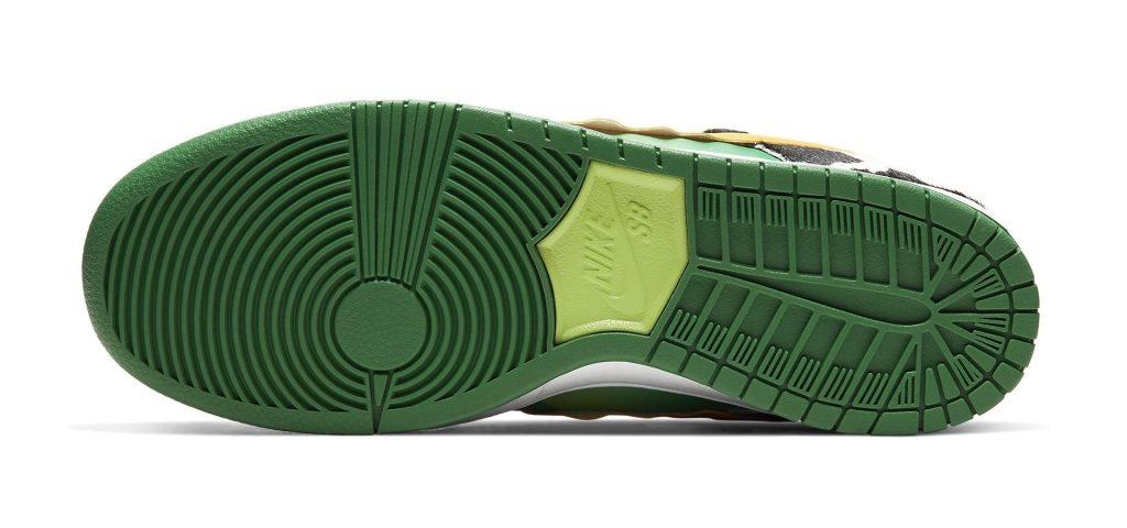 Ben & Jerry's x Nike SB Dunk Low 'Chunky Dunky'