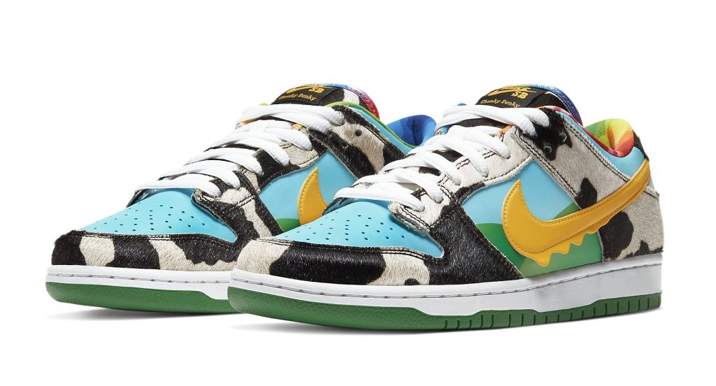 Ben & Jerry's x Nike SB Dunk Low 'Chunky Dunky'