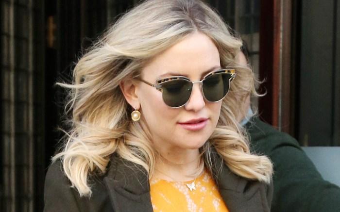 Kate Hudson, street style, celebrity, fashion