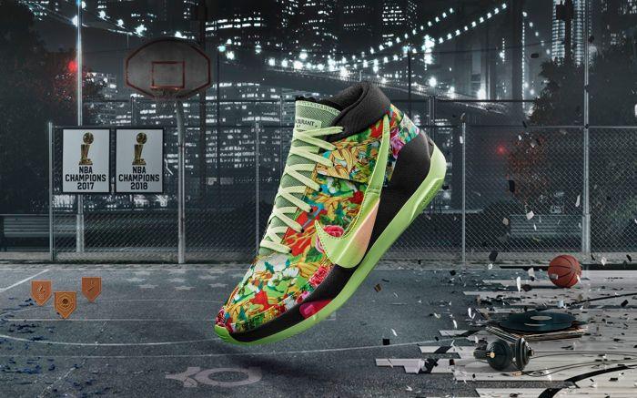 NBA 2K20 x Nike KD 13 GE 'Funk'