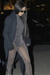 Kim Kardashian out and about, Paris, France - 25 Mar 2019