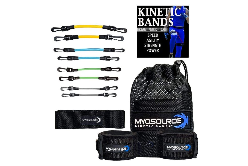 Kinetic Bands Speed Leg Resistance Bands