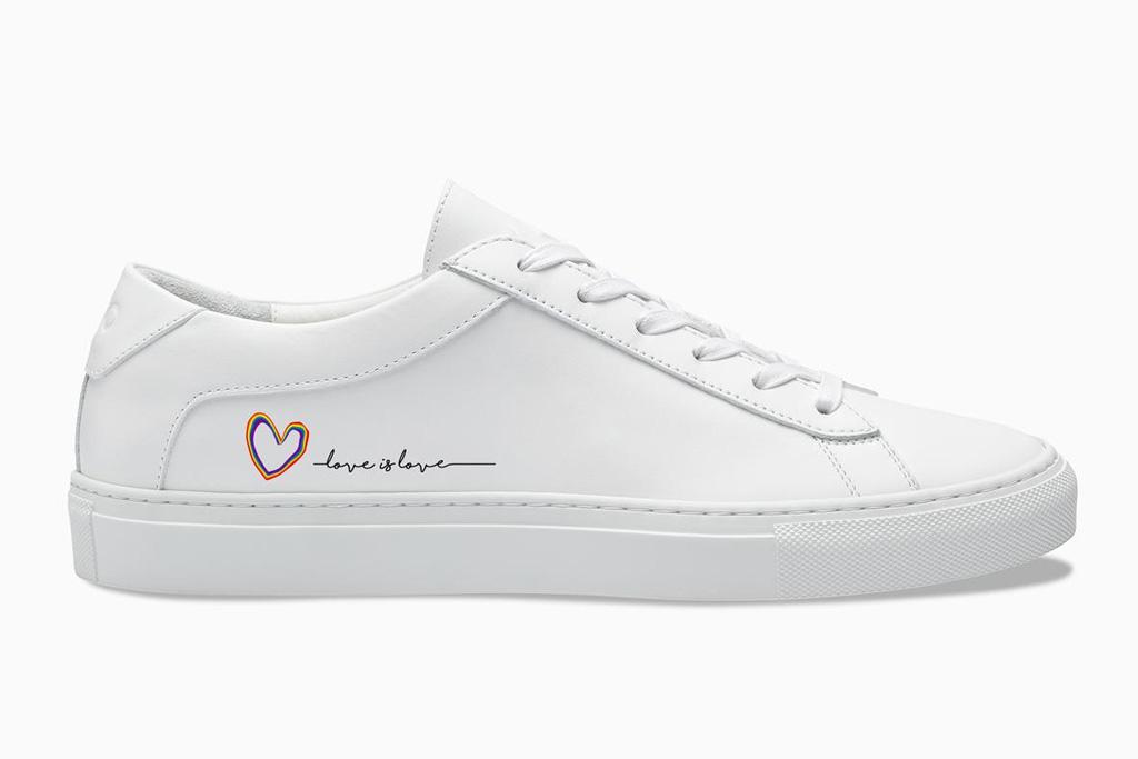 koio, pride, sneaker