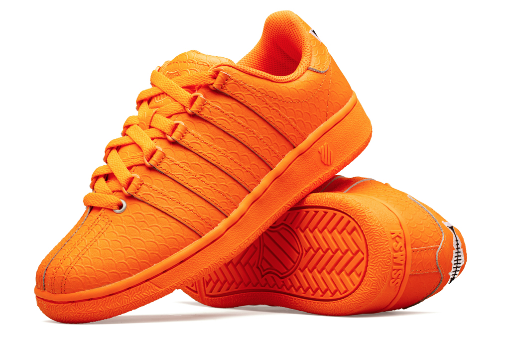 k-swiss, heal the bay, fish shoes, sneakers