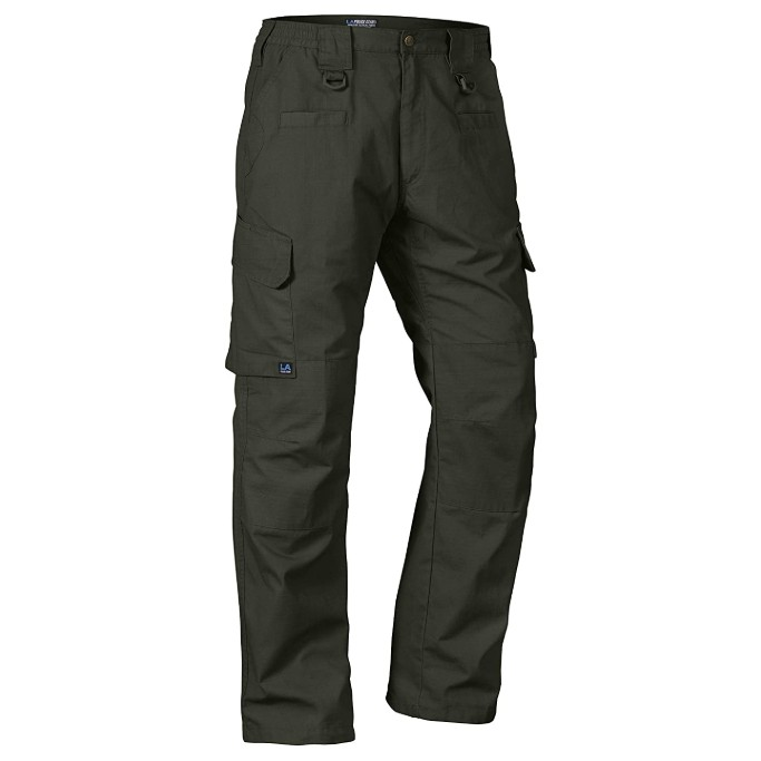 LA Police Gear Men's Water Resistant Operator Tactical Pant
